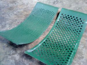 Saringan diameter 5 mm dan 10 mm