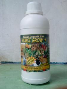 pupuk organik cair urine kelinci PORCIGROW +