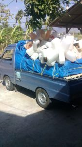 Urine kelinci murni siap kirim ke petani atau pabrik pupuk cair