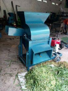 Jual Mesin Cacah Rumput Gajah dan Giling Jagung Kapasitas Besar