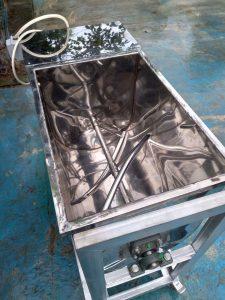 Mesin Mixer Stainless Adonan Tepung Basah